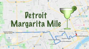 Drink Your Way Through Detroit On The Margarita Mile