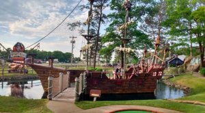 This Pirate Themed Mini Golf Course In Minnesota Is Insanely Fun