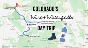 Take A Day Trip To The Best Wine And Waterfalls In Colorado