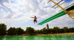 This Man Made Swimming Hole In Illinois Will Make You Feel Like A Kid On Summer Vacation