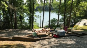 5 Amazing Campgrounds Near Nashville Where You Can Spend The Night For 25 Bucks Or Less