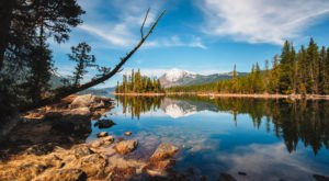 Visiting This One Mountain Lake In Washington Is Like Experiencing A Dream