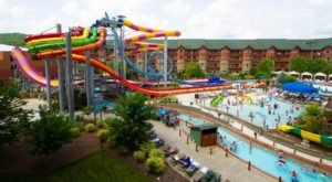 The Largest Waterpark In Tennessee Is Guaranteed Fun For The Whole Family