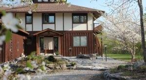 You'll Feel Totally Zen At This Authentic Japanese Inn In Massachusetts