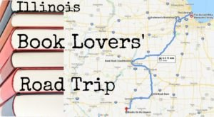 This Book Lovers' Road Trip Proves Illinois Is A Little-Known Reader's Paradise