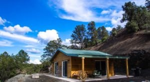 This Gorgeous Cabin Retreat In New Mexico Is The Definition Of A Hidden Gem