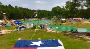 Camp Out At This Hidden Texas Waterpark For An Unforgettable Summertime Adventure