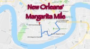 Drink Your Way Through New Orleans On The Margarita Mile