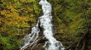 The Hike To This Little-Known New York Waterfall Is Short And Sweet