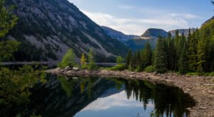 Visiting This One Mountain Lake In Montana Is Like Experiencing A Dream