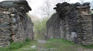 Take A Scenic Hike To Virginius Island, An Abandoned Village In West Virginia