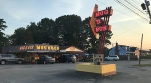This Restaurant With Curbside Service In Indiana Will Remind You Of The Good Old Days