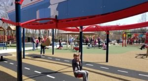 Your Kids Will Have A Blast At These 9 Boundless Playgrounds In Connecticut