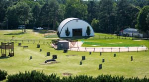 This Outdoor Laser Tag Course In Alabama Is The Most Fun You've Had In Ages