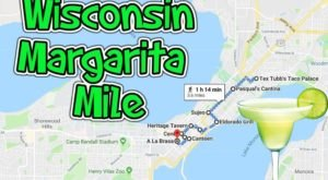 Drink Your Way Through Wisconsin On The Margarita Mile