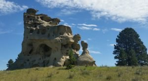 Most People Don't Know About This Ancient Sacred Park In Montana And It's A Shame