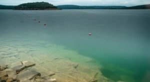 Get Away From It All At This Crystal Clear Lake In Oklahoma