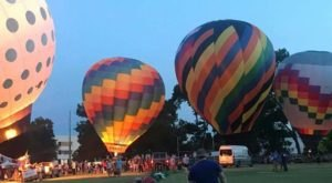 This Hot Air Balloon Glow And Festival In Oklahoma Will Light Up Your Summer