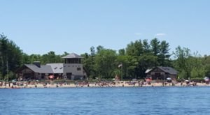 This One Beautiful Rhode Island Lake Has A Beach That Rivals The Coast