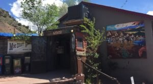 Head Underground At This Unique Mining-Themed Restaurant In New Mexico