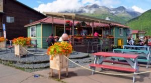This Little Dockside Restaurant Has The Best Breakfast Burritos In Alaska