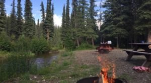 7 Secluded Campgrounds In Alaska You've Never Heard Of