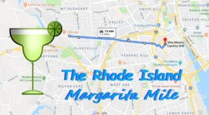 Drink Your Way Through Rhode Island On The Margarita Mile