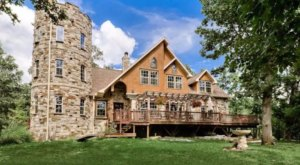 You'll Feel Like Royalty When You Spend The Night At This Enchanting Arkansas Castle
