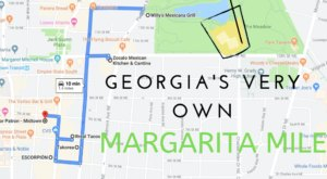 Drink Your Way Through Georgia On The Margarita Mile
