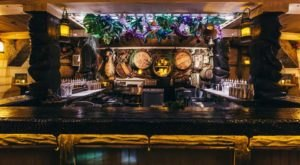 Few People Know There's An Underground Tiki Bar Hiding Beneath Arizona