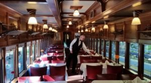 This Wine and Dinner Train In Arkansas Is Perfect For Your Next Outing