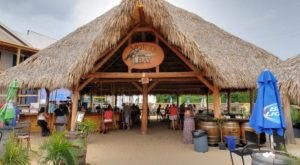 Sink Your Toes In The Sand At This One-Of-A-Kind Tiki Bar In Ohio