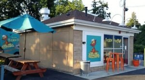 This Tiny Shop Serves The Wackiest Loaded French Fries In Rhode Island