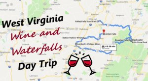 Take A Day Trip To The Best Wine And Waterfalls In West Virginia