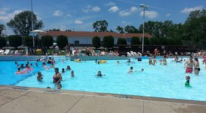 This West Virginia Wave Pool Is A Summertime Oasis You Won't Want To Miss
