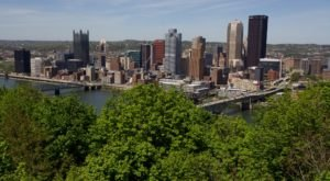 The Pittsburgh Hike That Leads To The Most Unforgettable Destination
