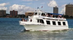 The Dinner Cruise Adventure Near Detroit Where Both The Views And The Food Are Spectacular