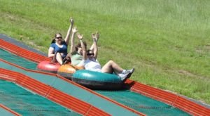 The Downhill Summer Tubing Adventure In West Virginia That's Unlike Any Other