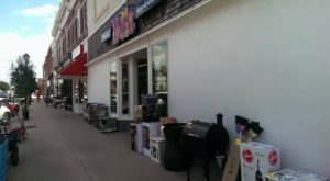 This Nebraska Town's Entire Downtown Turns Into One Big Sidewalk Sale Once A Year