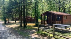 7 Secluded Campgrounds In Delaware You've Never Heard Of