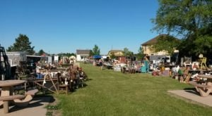 Go Junk Shopping At This Antique Town In North Dakota For The Ultimate Junking Experience