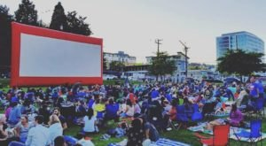Washington's Outdoor Cinema Will Make Your Summer Sensational