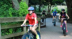 The Zoo Bike Ride In Michigan Where You'll Have A Wildly Wonderful Family Adventure