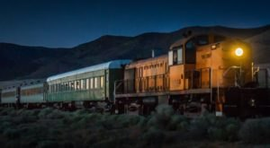 Ride The Star Train Through The Nevada Backcountry For An Out-Of-This-World Adventure
