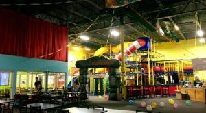The Four-Story Indoor Playground In Ohio That Your Kids Will Absolutely Love