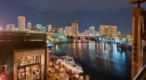The Chic Waterfront Restaurant In Florida That'll Have You Dining Right On The River