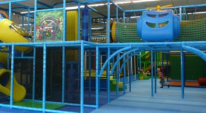 The Two-Story Indoor Playground In West Virginia That Your Kids Will Absolutely Love