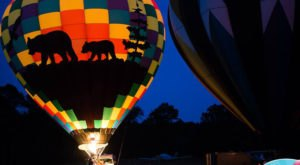 This Magical Hot Air Balloon Glow In Pennsylvania Will Light Up Your Summer