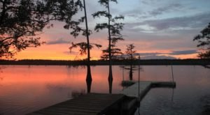 This Hidden Campground In Louisiana Offers The Ultimate Relaxation Experience