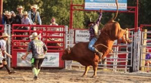 This Rodeo Extravaganza Will Take Your Love Of North Carolina To A Whole New Level